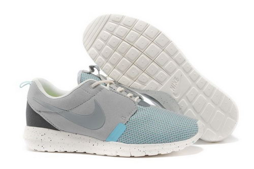 Nike Roshe Run Nm Br 3m Mens Running Shoes Soft Breathable Grey Online Shop