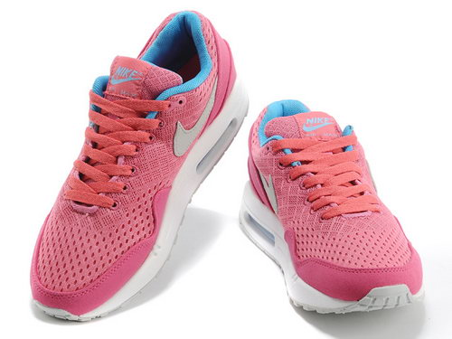 Nike Air Max 1 Em Womens Pink White Blue Germany