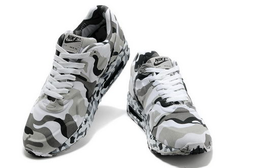 Nike Air Max 1 France Sp Camouflage White Black China