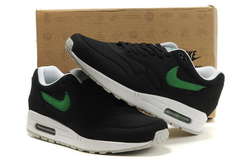 Nike Air Max 1 Men Black Green Running Shoes Germany