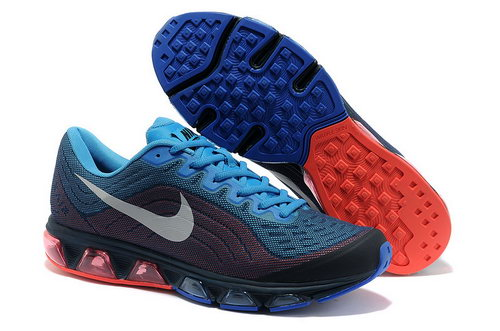 Nike Air Max 2014 Clasic Shoes Blue Blue Red Germany