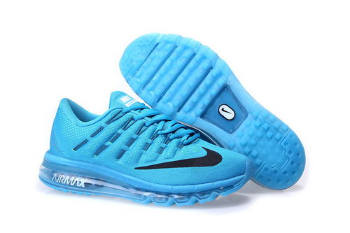 Nike Air Max 2016 Womens Blue Black Coupon Code