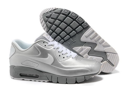 Nike Air Max 90 Current Vt Lsr Unisex Gray White Running Shoes Poland
