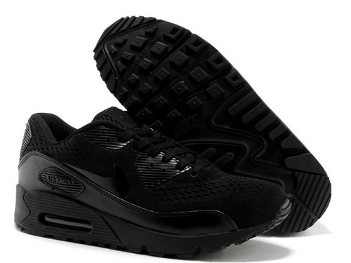Nike Air Max 90 Em Mens All Black Outlet