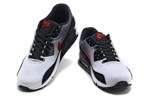 Nike Air Max 90 Em Mens Black White Red China