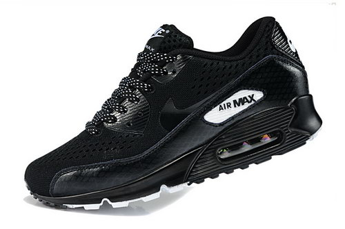 Nike Air Max 90 Em Mens Black White Ireland