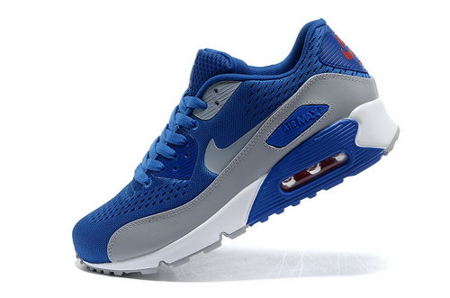 Nike Air Max 90 Em Mens Blue Grey Greece