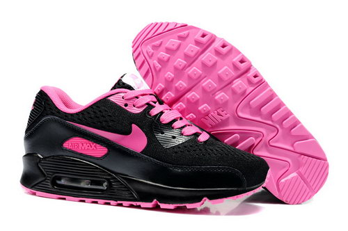 Nike Air Max 90 Em Womens Black Pink Factory
