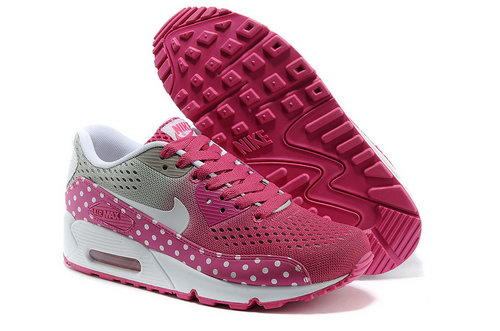 Nike Air Max 90 Em Women Pink White Running Shoes Germany