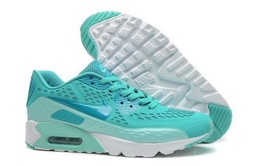 Nike Air Max 90 Hyp Prm Mens Shoes 2015 Light Green White Hot Online
