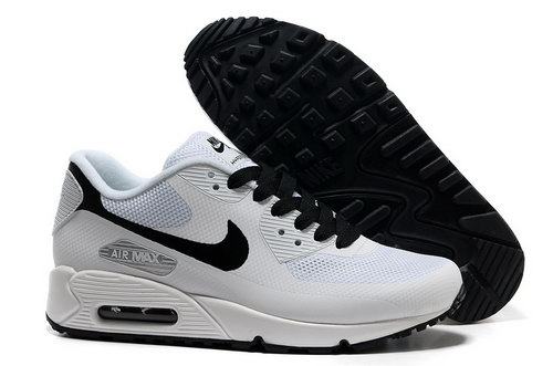 Nike Air Max 90 Hyp Frm Men White Black Running Shoes Japan