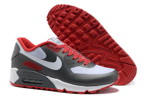 Nike Air Max 90 Hyp Frm Unisex Gray White Running Shoes Coupon Code