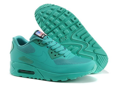 Nike Air Max 90 Hyp Qs Unisex All Green Sneakers Outlet