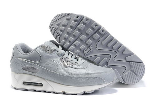 Nike Air Max 90 Mens Grey Sale