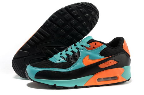 Nike Air Max 90 Mens Shoes Green Black Taiwan