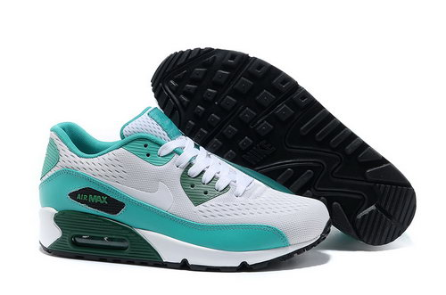 Nike Air Max 90 Premium Em Unisex Green Black Running Shoes Czech