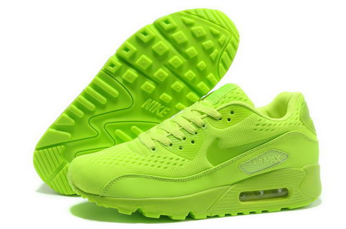 Nike Air Max 90 Prm Em Unisex All Green Sports Shoes Norway