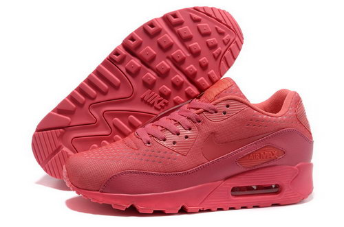 Nike Air Max 90 Prm Em Women All Pink Sports Shoes Canada