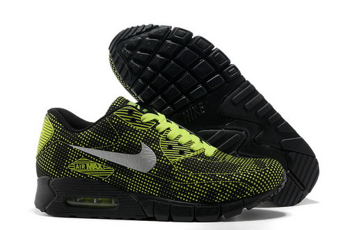 Nike Air Max 90 Unisex Black Green Running Shoes Review