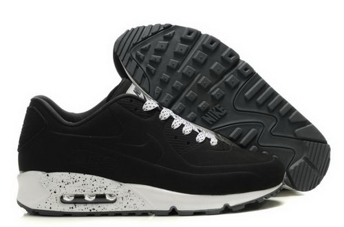 Nike Air Max 90 Vt Mens Shoes Black White Clearance