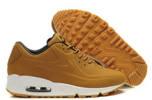 Nike Air Max 90 Vt Mens Shoes Brown White Korea