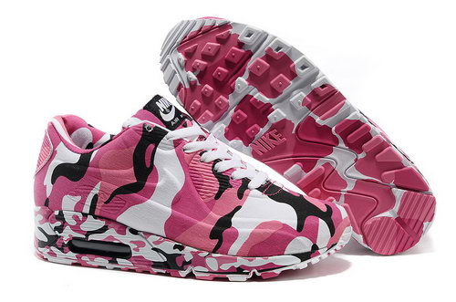 Nike Air Max 90 Vt Unisex Colorful Pink White Running Shoes Japan