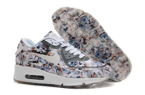 Nike Air Max 90 Womenss Shoe Gray White Light Rose Special Factory Store