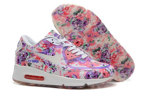 Nike Air Max 90 Womenss Shoe Pink Purple Light Rose Special China