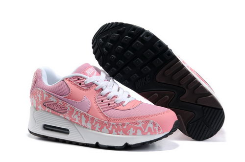 Nike Air Max 90 Womenss Shoes Wholesale Pink White New Zealand