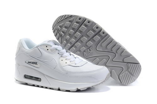 Nike Air Max 90 Womenss Shoes Wholesale White Czech