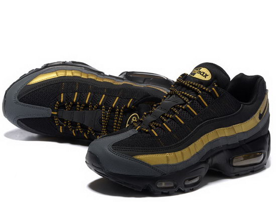 Nike Air Max 95 20th Anniversary Black Gold 40-46 Online