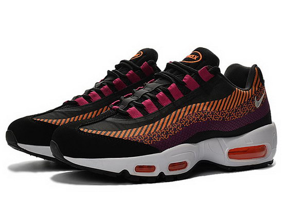 Nike Air Max 95 Jacquard Black Purple Red 40-47 Sale