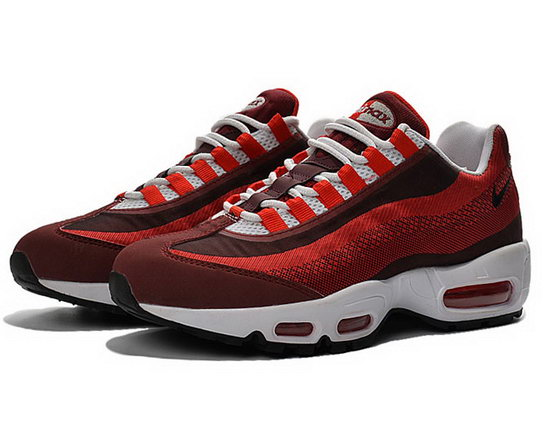 Nike Air Max 95 Jacquard Wine Red 40-47 Online Store