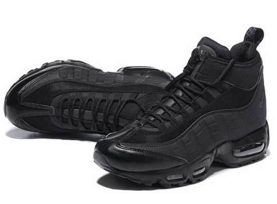 Nike Air Max 95 Sneakerboot All Black 40-46 Closeout