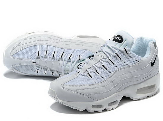 Nike Air Max 95 Stussy All White 40-46 Taiwan