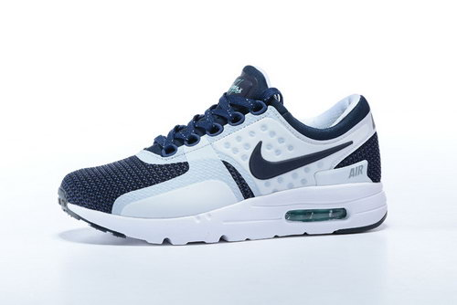 Nike Air Max Zero Womens & Mens (unisex) Blue White Reduced