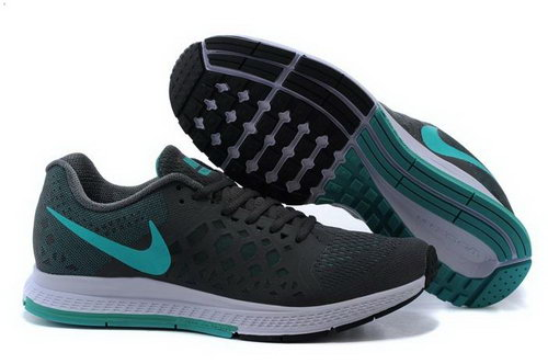 Nike Air Zoom Pegasus 31 Lunar Mens Shoes Deep Gray Green Poland