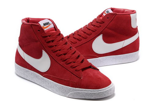 Nike Blazer High Mens & Womens (unisex) I Red White Australia