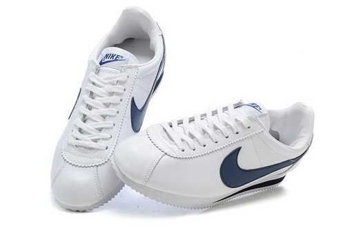 Nike Cortez Gang Mens Size Us7.5 9 10.5 11.5 White Blue Factory Store