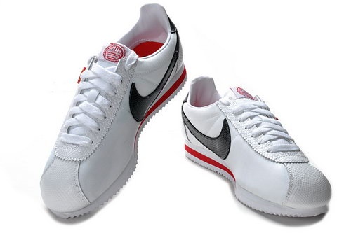 Nike Cortez Gang Womens & Mens (unisex) White Black Norway