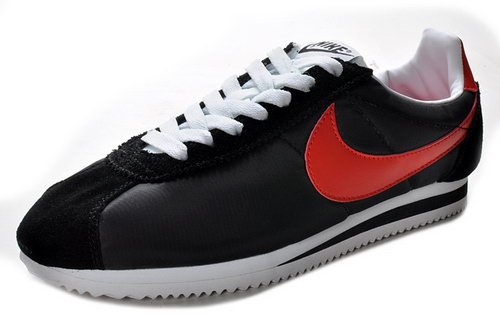 Nike Cortez Unisex Black Red Spain