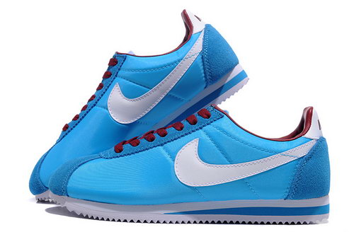 Nike Cortez Unisex Blue Dark Blue White Review