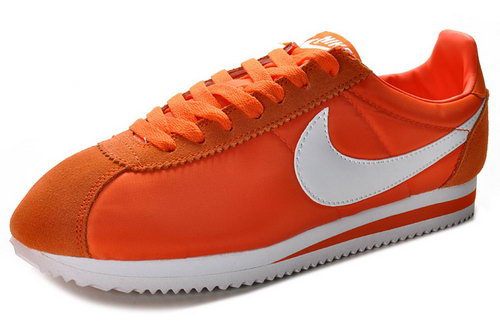 Nike Cortez Unisex Orange White Italy