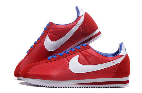 Nike Cortez Unisex Red White Blue Uk