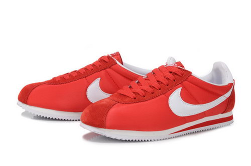 Nike Cortez Unisex Red White Poland