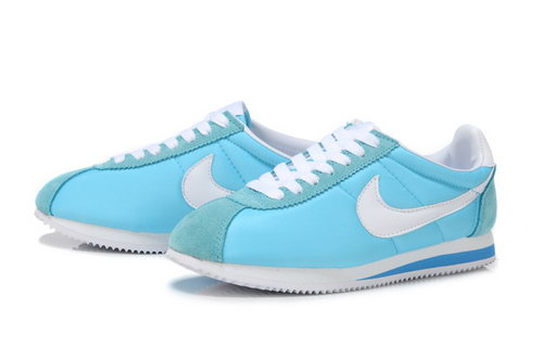 Nike Cortez Unisex Shallow Blue White Coupon Code