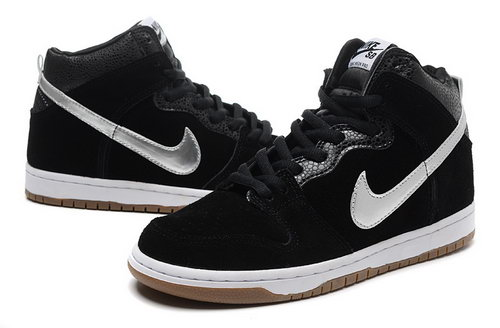 Nike Dunk High Mens & Womens (unisex) Driver - Black Outlet