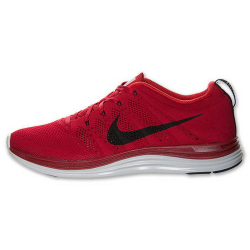 Nike Flyknit Lunar 1 Men Red Black Portugal