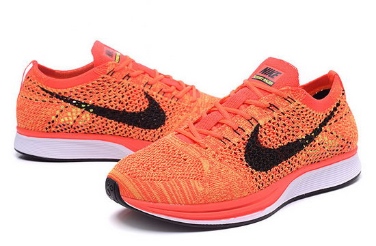 Nike Flyknit Racer Mens & Womens (unisex) Orange