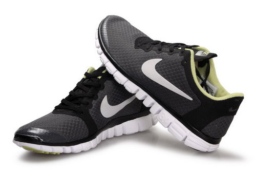 Nike Free 3.0 Mens Grey White Taiwan